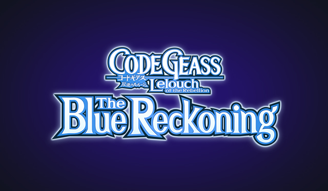 Code Geass: Lelouch of the Rebellion - The Blue Reckoning