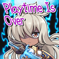 G-point Zooey Zoi Playtime Is Over