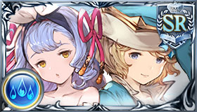 Morphe And Phoebe Event Granblue Fantasy Wiki The official account for morphe brushes. morphe and phoebe event granblue