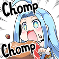 Lyria Chomp chomp