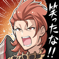 Percival Who Laughed?