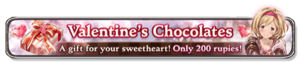 Happy Valentine! Campaign
