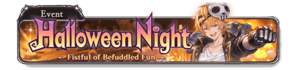 Halloween Night: Fistful of Befuddled Fun