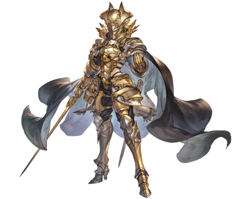 Golden Knight Granblue Fantasy Wiki Does anybody know the creator of this artwork. granblue fantasy wiki