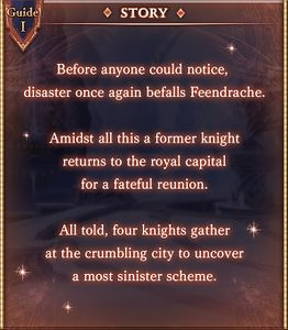 Description Four Knights of a Fallen Land Side Story 1.jpg