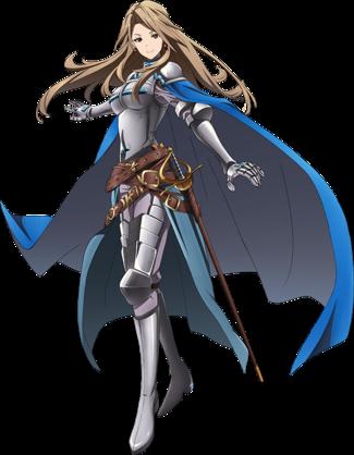Katalina Anime Granblue Fantasy Wiki