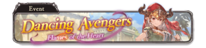 Dancing Avengers: Flames of the Heart