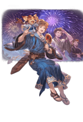 Character Skins - Granblue Fantasy Wiki